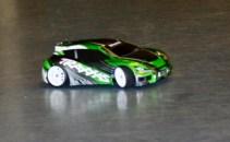 Kjøring i aulaen på Seiersten. Seiersten RC. Traxxas Rally 1/16