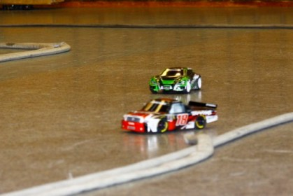 Seiersten RC. Traxxas Kyle Bush VS Traxxas Rally 1/16