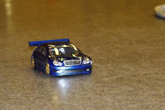 Seiersten RC. HPI Sprint Mercedes AMG