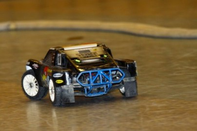 Seiersten RC. Traxxas Slash 4x4