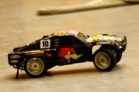 RC i Drøbak. Traxxas Slash 4x4
